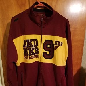 akademiks 2000 deadstock track jacket